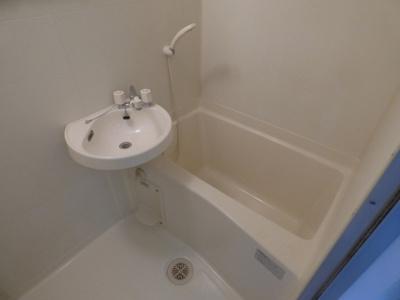 【浴室】MINORUハイツ