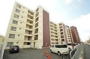 【現地写真】総戸数124戸の大規模マンションです♪