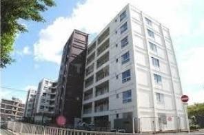 【現地写真】 総戸数124戸の大規模マンションです♪