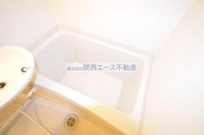 【浴室】レオパレスナザレ