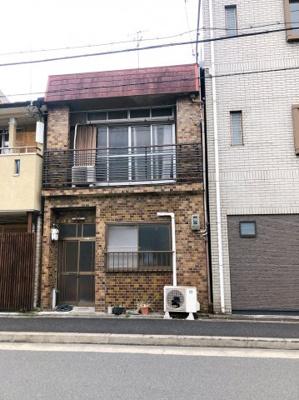 【外観】南区西九条御幸田町 売土地