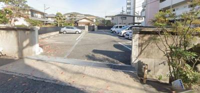 【外観】鶴之荘モータープール