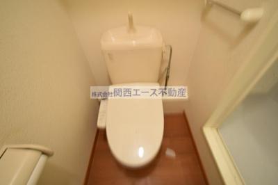 【トイレ】レオパレス飛鳥