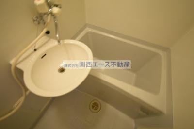 【浴室】レオパレス飛鳥