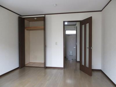 【寝室】第二コーポラス板垣