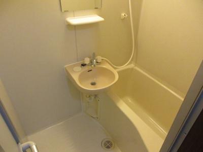 【浴室】第二コーポラス板垣