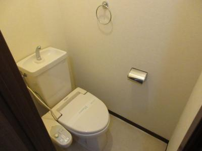 【トイレ】第二コーポラス板垣