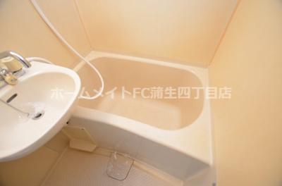 【浴室】アーベイン都島