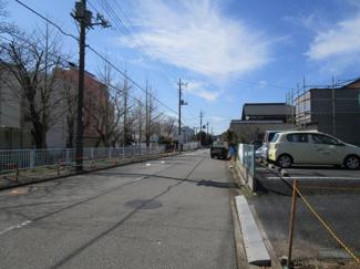 千葉市若葉区千城台南 土地 千城台駅  前面道路10メートルのため駐車見通し安心です!