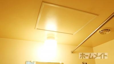 【浴室】松原梅本ハイツ