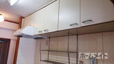 【キッチン】松原梅本ハイツ