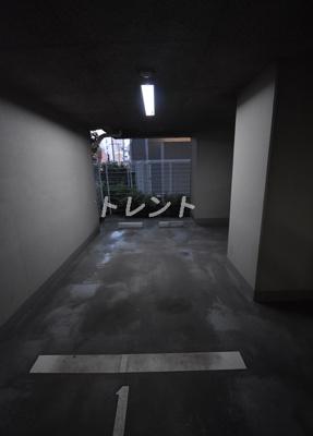 【駐車場】パークアクシス麻布仙台坂