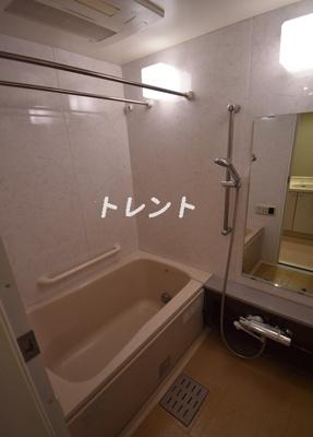 【浴室】パークアクシス麻布仙台坂