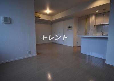 【居間・リビング】パークアクシス麻布仙台坂