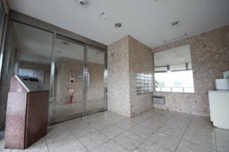 オートロック、エレベーター有り 管理人日勤のマンション