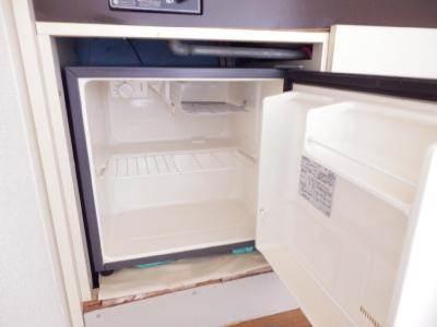 ミニ冷蔵庫設備外
