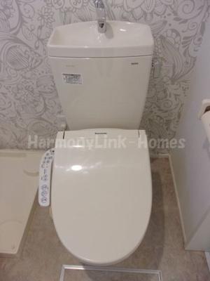 アジュール小岩のトイレ☆