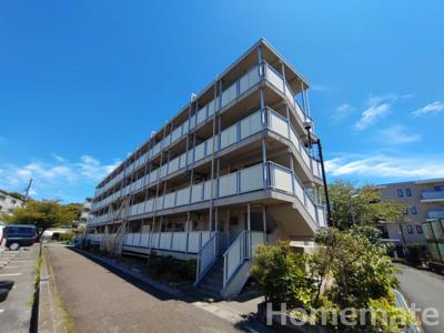 【エントランス】ビレッジハウス鎌倉7号棟