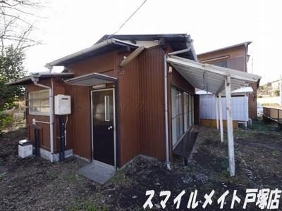 【外観】小雀町貸家2