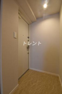 【玄関】カーサスプレンディッド麻布十番駅前