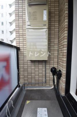 【バルコニー】カーサスプレンディッド麻布十番駅前