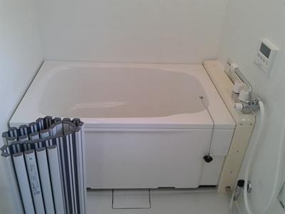 【浴室】小金城址パストラルハイム