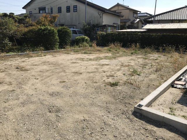 【外観】プライバシー×日当り 五郎丸1区画分譲地