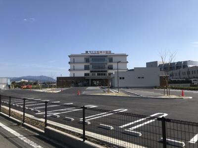 【周辺】プライバシー×日当り 五郎丸1区画分譲地