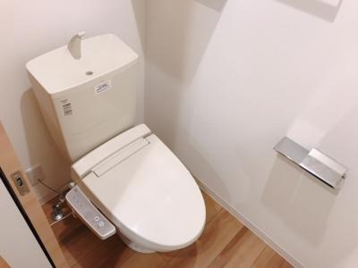【トイレ】Soleil les amies