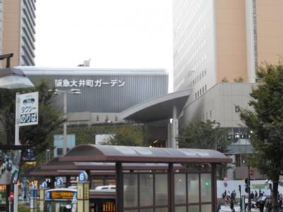 【駐車場】トーカンマンション大井町