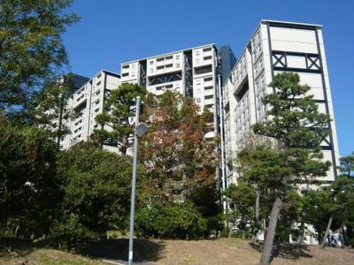 【外観】芦屋浜第二住宅6-2号棟