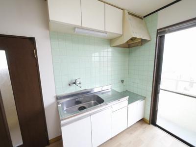 キッチンは使いやすいのが良いですね