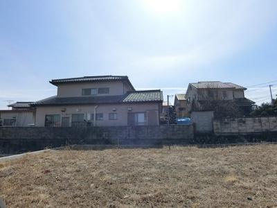 【展望】山寺2区画分譲地 区画1