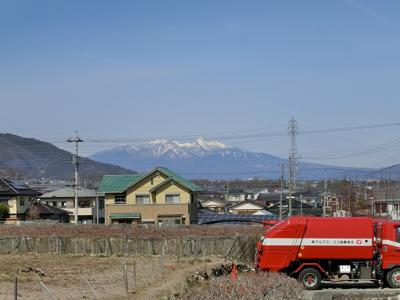 周辺からの眺望 八ヶ岳