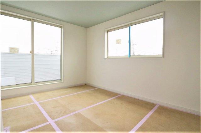 3階居室です 十二分な陽当りです(2021年05月)撮影