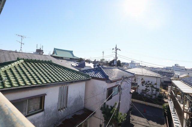3階バルコニーからの眺望です 現地(2021年05月)撮影