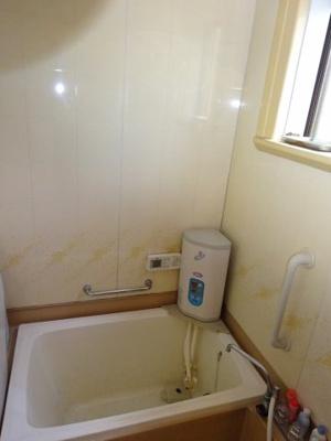 【浴室】中古戸建 四條畷市清滝中町(昭和62年築)