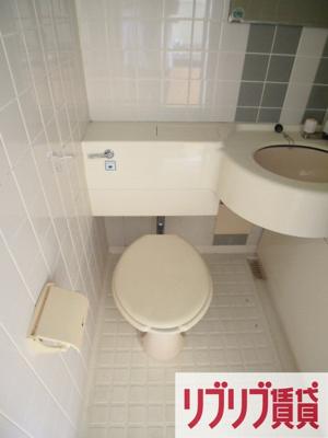 【トイレ】フォーヴァレービル