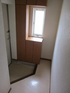 【玄関】イーストコートB