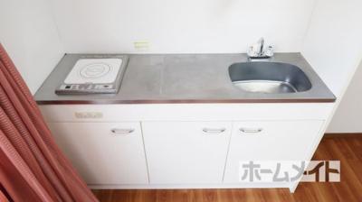 【キッチン】コート摂津