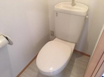 トイレもきれいです 【COCO SMILE】