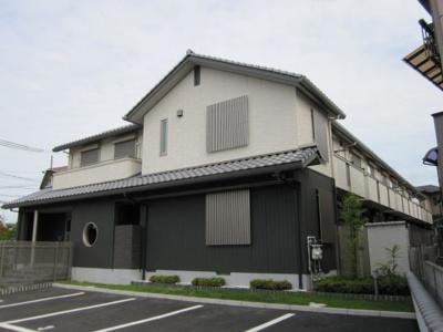 【駐車場】シャーメゾン城ノ坂