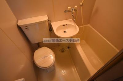 【浴室】コルナス八戸ノ里