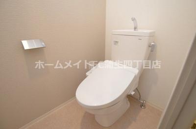 【トイレ】レジュールアッシュ桜宮リバーコート