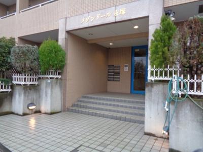 【エントランス】メゾンドール永塚