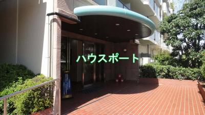 【エントランス】梅小路スカイハイツA西棟