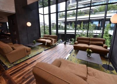 【ロビー】東京ポートシティ竹芝レジデンスタワー