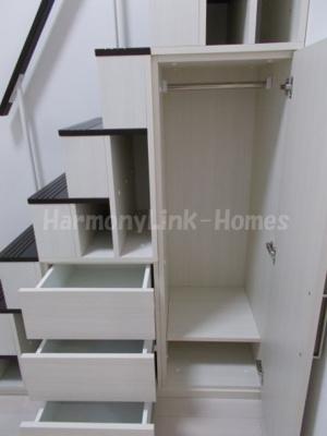 ブルベアガーデンの収納付き階段②☆(別部屋参考写真)