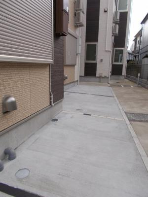 ブルベアガーデンの駐輪スペース☆