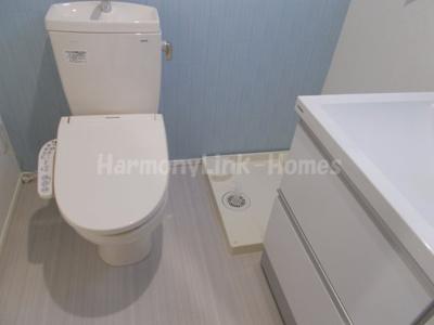 ブルベアガーデンのトイレもきれいです☆(別部屋参考写真)